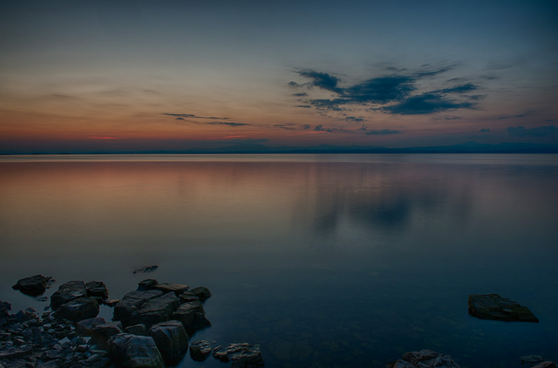 July 22 - Lake Champlain at Dawn