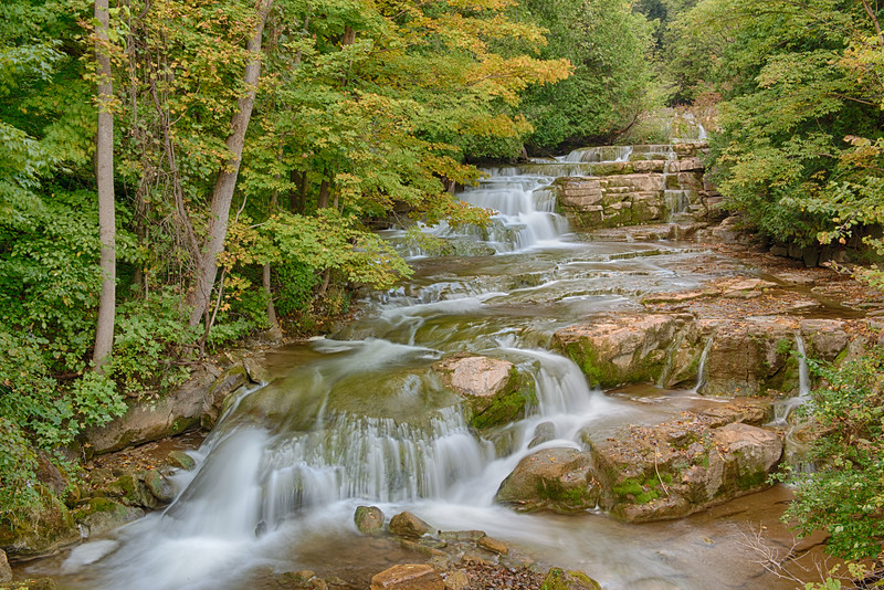 September 20 - Stockbridge Falls