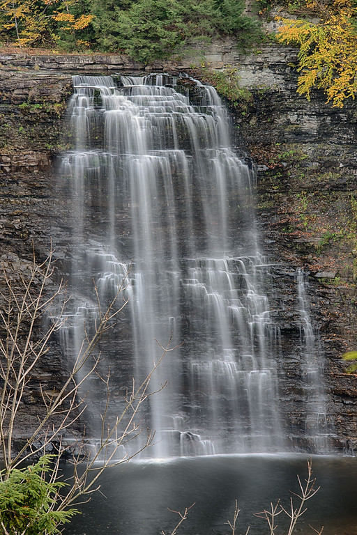 October 8 - Salmon River Falls
