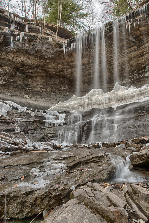 March 22 - Bucktail Falls